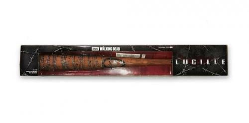 Jeffrey Dean Morgan Walking Dead Autographed Signed Lucille Bat JSA COA