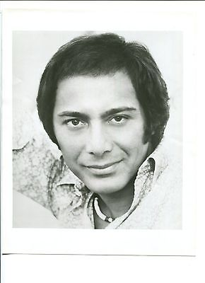 Paul Anka Diana Lonely Boy Singer Original Press Still Photo