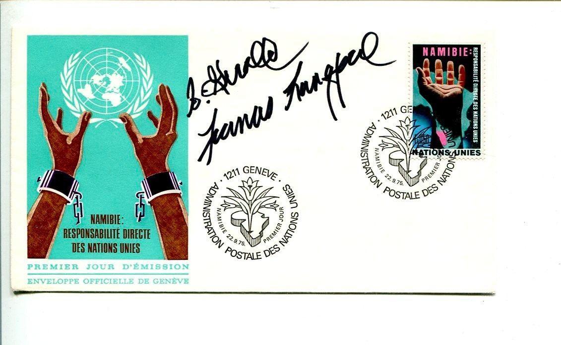 Frances Langford Jazz Big Band Singer Actress Signed Autograph FDC