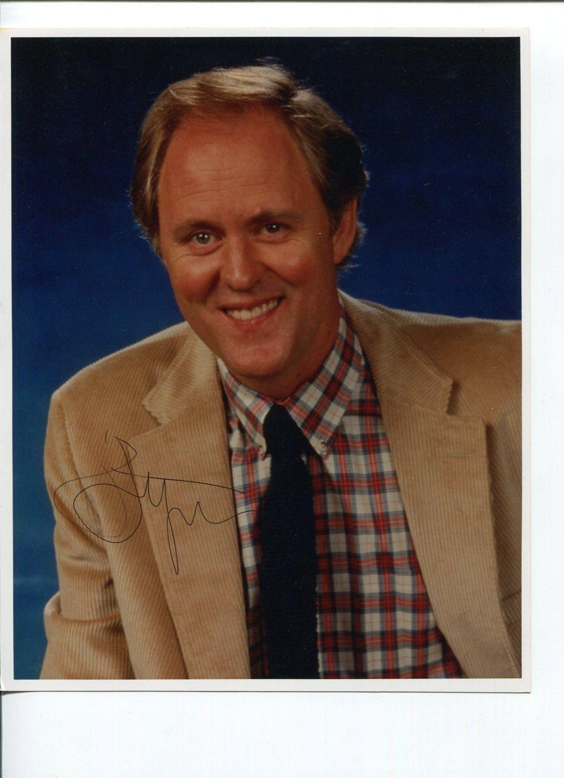 John Lithgow Shrek 3rd Rock From Sun Dexter Twilight Zone Signed Autograph Photo