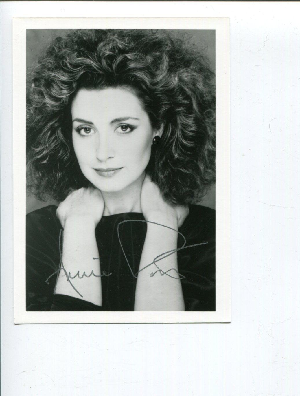 Annie Potts Toy Story Designing Women Star Signed Autograph Photo