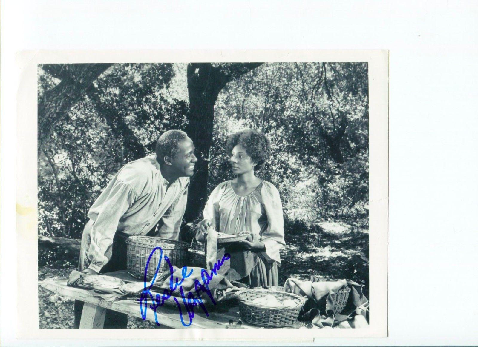 Leslie Uggams Jazz Roots Broadway Actress Singer Signed Autograph Photo