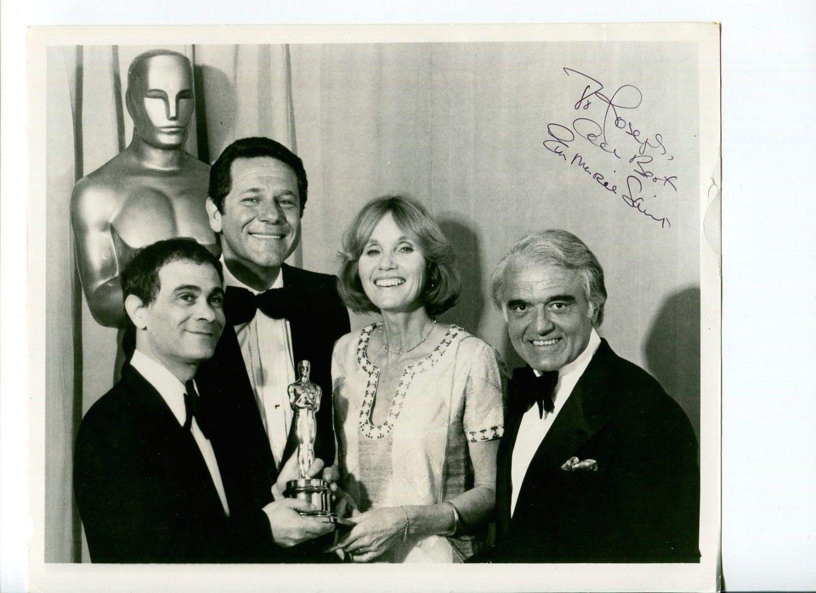 Eva Marie Saint North By Northwest Oscar Winner Signed Autograph Photo