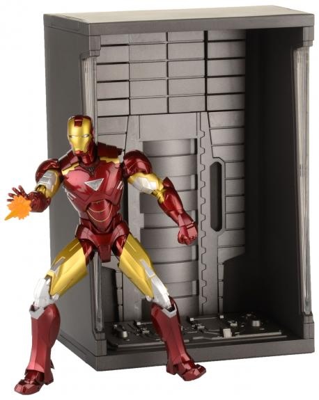 1/12 Scale Iron Man Mark VI Figure