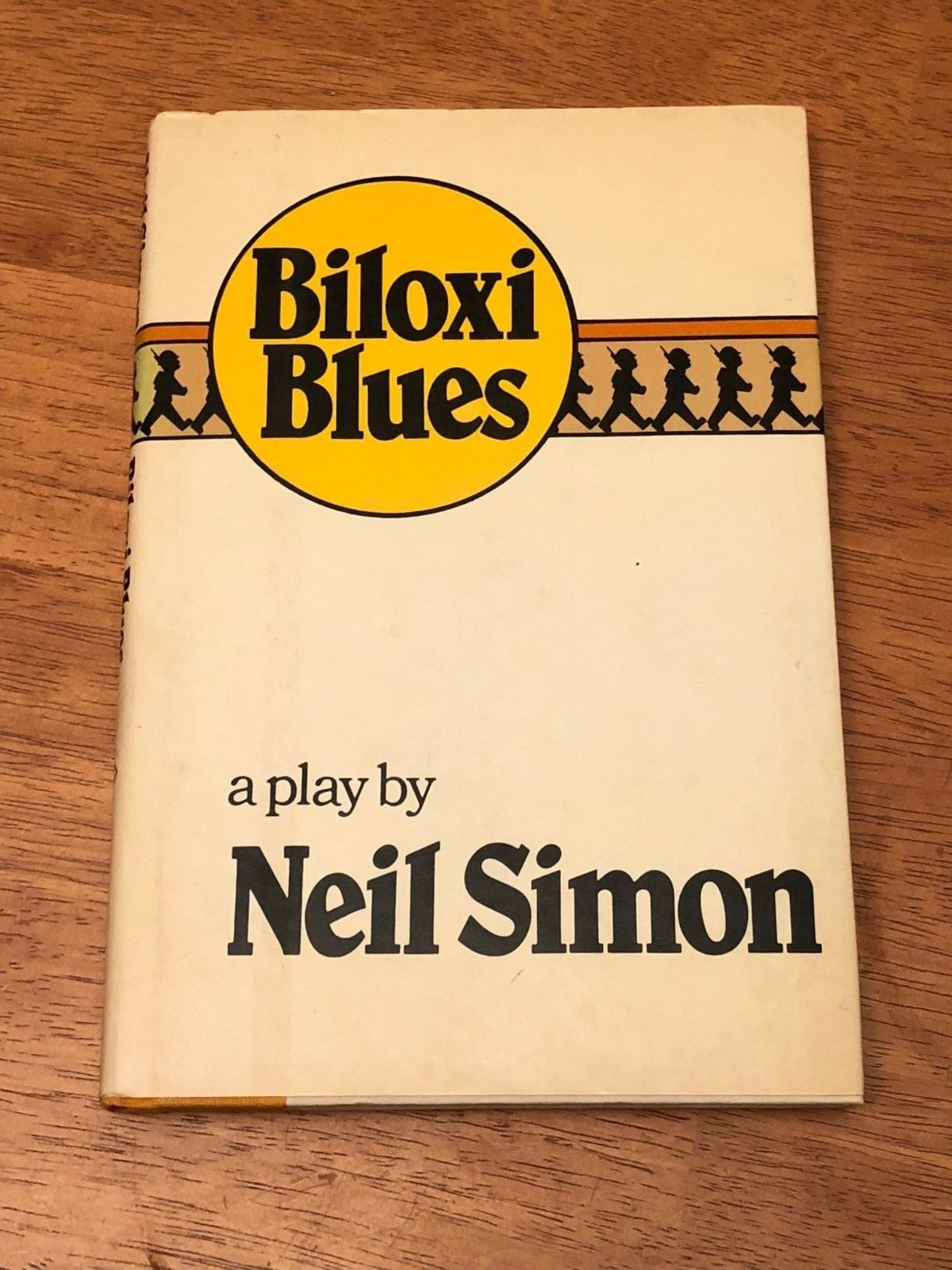 Neil Simon Matthew Broderick Biloxi Blues Signed Autograph 1st
