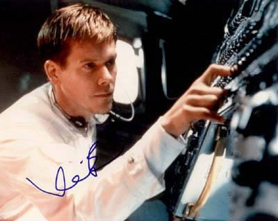 Kevin Bacon autographed 8x10 Photo (Actor, Apollo 13)