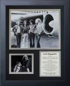 11x14 FRAMED LED ZEPPELIN ROBERT PLANT THE BAND ALBUM LIST LIVE 8X10 PHOTO