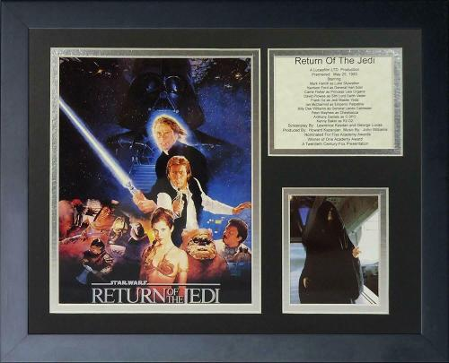11x14 FRAMED STAR WARS RETURN OF THE JEDI 1983 HARRISON FORD 8X10 PHOTO