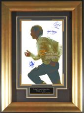 12 Years A Slave Cast Signed 11x17 Poster Framed