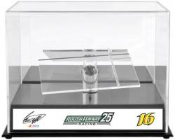 Greg Biffle 1:24 Die-Cast Roush Fenway Racing 25th Anniversary Display Case with Sublimated Plate - Mounted Memories
