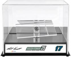 Matt Kenseth 1:24 Die-Cast Roush Fenway Racing 25th Anniversary Display Case with Sublimated Plate - Mounted Memories