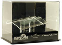 Kevin Harvick 2007 Daytona 500 Die-Cast Display Case - Mounted Memories