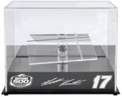 Matt Kenseth Daytona 500 Champion 1:24 Display Case with Platform - Mounted Memories
