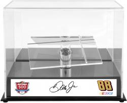 Dale Earnhardt Jr. 2014 Daytona 500 Champion 1:24 Die-Cast Display Case - Mounted Memories
