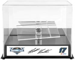 Matt Kenseth 2012 Daytona 500 Champion 1:24 Die-Cast Display Case - Mounted Memories