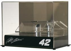 Juan Pablo Montoya Die-Cast Display Case - Mounted Memories