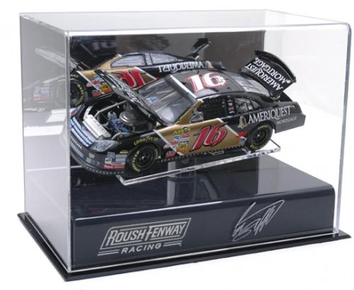 Greg Biffle Die-Cast Case - Mounted Memories