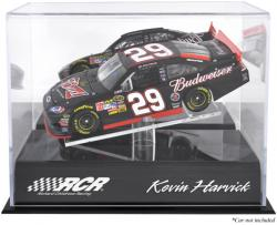 Kevin Harvick Die-Cast Case - Mounted Memories
