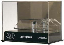 Joey Logano Die-Cast Display Case - Mounted Memories