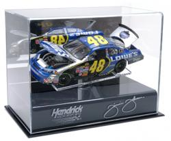 Jimmie Johnson 1:24 Die-Cast Case - Mounted Memories