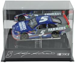 Kasey Kahne Hendricks Motorsports 1:24 Die Cast Display Case with Platform - Mounted Memories