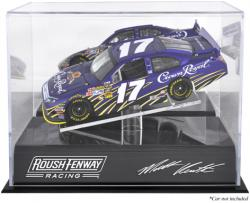 Matt Kenseth Die-Cast Case - Mounted Memories