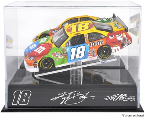 Kyle Busch Die-Cast Display Case