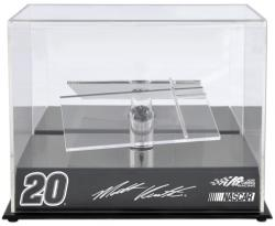 Matt Kenseth #20 1:24 Die Cast Car Display Case with Platform - Mounted Memories