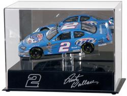 Rusty Wallace Die-Cast Case - Mounted Memories