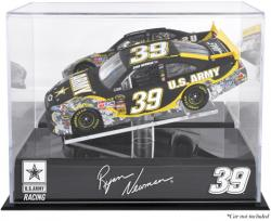 Ryan Newman 1:24 Die-Cast Display Case with Platform - Mounted Memories