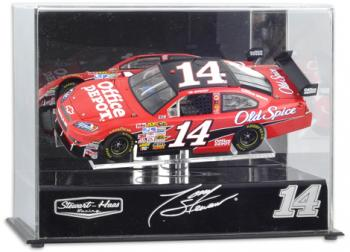 Tony Stewart 1:24 Die-Cast Car Case with Platform