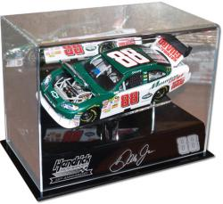 Dale Earnhardt, Jr. 1:24 Die-Cast 25th Anniversary Display Case with Platform - Mounted Memories