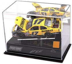 Matt Kenseth 1:24 Die-Cast Case with Piece of Race-Used Metal - Mounted Memories
