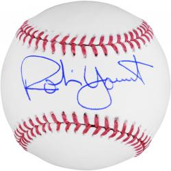 Robin Yount Milwaukee Brewers Autographed MLB Baseball