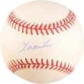 Juan Cruz Autographed Baseball - Mounted Memories