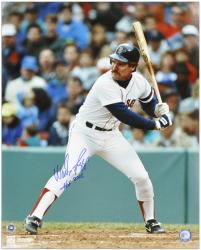 """Wade Boggs Boston Red Sox Autographed 16"""" x 20"""" Photograph with HOF 2005 Inscription"""