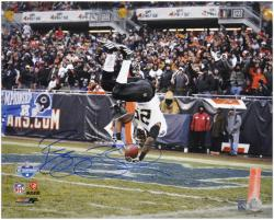 Reggie Bush New Orleans Saints NFC Title Game Autographed 16'' x 20'' Photograph