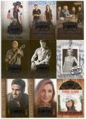 151 different 2014 Panini Country Music Blue Parallel Card Lot /199