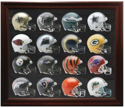 16 Mini Helmet Display Case
