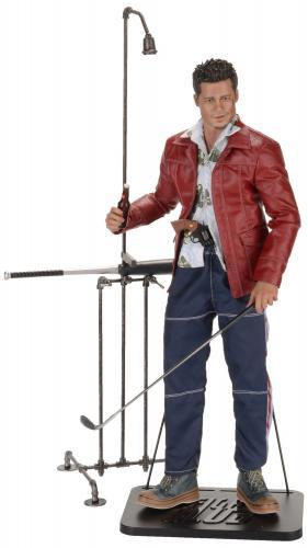 1/6 Scale Tyler Durden Red Jacket Figurine