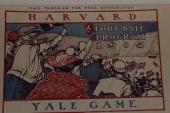1905 Harvard Yale Football Program The Game 11/25/05 Yale National Champs EX
