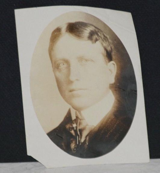 1908 William Randolph Hearst, Newspaper Tycoon, Original Gilliams Press Photo