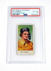 1910 Dockman & Sons Wild West Gum Kit Carson PSA 6 DA024969