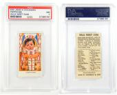 1910 Dockman & Sons Wild West Gum Pappoose #14 PSA 7 Pop 1 Highest Grade