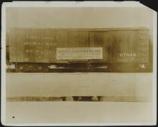 1920's-30's Louisville Slugger Train Car of Bats Destined for Y.M.C.A. in France