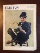 "1920's, Charlie Chaplin, ""Film Fun"" Magazine (Cover Only) Scarce"