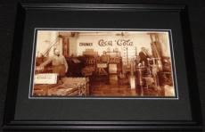 1920s Coca Cola Netherlands Framed 11x14 Poster Display Official Repro