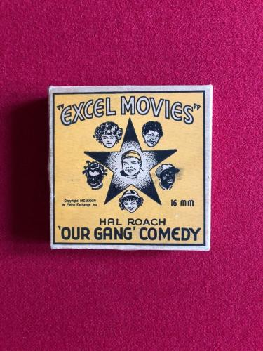 """1920's, OUR GANG, (16MM) """"EXCEL MOVIES"""" (Scarce)  Lil' Rascals"""