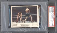 1927 P. Boxen/Schwimen JACK DEMPSEY vs. GENE TUNNEY #1 PSA Authentic H/C
