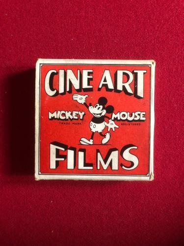 "1930's, Mickey Mouse (Walt Disney), ""CINE ART FILM"" (Scarce)"